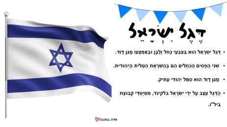 דגל מצגת